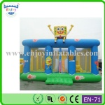 YF-spongebob jumping house