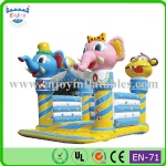 YF-animal inflatable castle