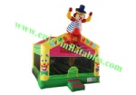 YFBN-61 Clown Indoor Bounce House For Kids