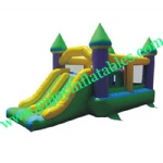 YF-two lane inflatable combo-106