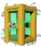YF-inflatable money booth-17
