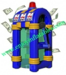 YF-inflatable money booth-18