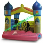 YF-inflatable castle-124