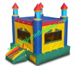 YF-inflatable castle-123