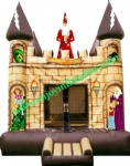 YF-inflatable castle-120