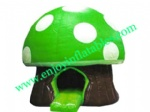 YF-inflatable mushroom bounce house-93