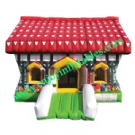 YF-inflatable bouncer-73