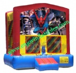 inflatable bouncer spiderman-59