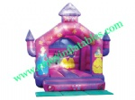 YF-inflatable princess bouncy castle-36