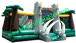 YF-inflatable Jurassic Adventure fun city-02