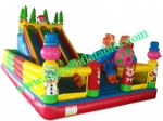 YF-inflatable fun city-23