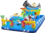 YF-Haier brother inflatable fun city-21