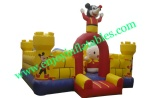 YF-mickey inflatable playgrounds-12