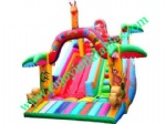 YF-inflatable slide-145