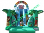 YF-inflatable slide-137