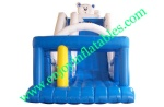 YF-Bear inflatable slide-134