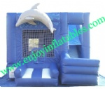 YF-inflatable bouncer combo-34