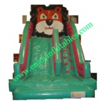 YF-lion inflatable slide-99