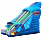 YF-airplane inflatable slide-84