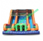 YF-double lane inflatable slide-75