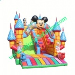 YF-mickey inflatable slide-66
