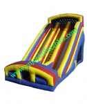 YF-double lane inflatable slide-60