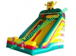 YF-spongebob inflatable slide-56