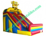 YF-spongebob  inflatable slide-53