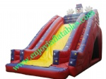 YF-clown inflatable slide-49