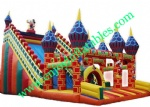 YF-inflatable mickey slide-38