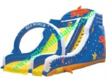 YF-sea world  inflatable slide-25