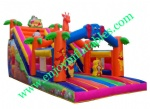YF-Animal inflatable slide-18