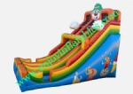 YF-Double Lane Slide circus-12