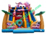YF-Octopus inflatable slide-06