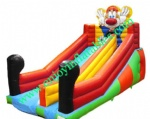 YF-Clown inflatable slide-02