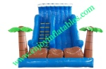 YF-tree inflatable dry slide-120