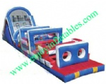 YF-inflatable obstacle course-58
