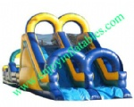 YF-inflatable obstacle course-40