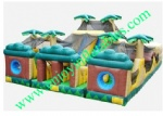 YF-inflatable obstacle course-39