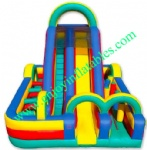 YF-inflatable obstacle course-36