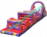 YF-inflatable obstacle course-33