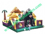 YF-inflatable obstacle course-23