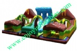 YF-inflatable obstacle course-22
