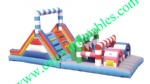 YF-inflatable obstacle course-17