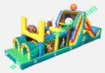 YF-inflatable obstacle course-16