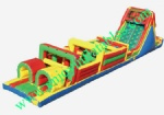 YF-inflatable obstacle course-15