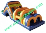 YF-inflatable obstacle course-9