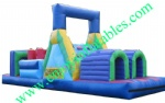 YF-inflatable obstacle course-2