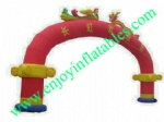 YF-inflatable arch-11