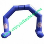YF-inflatable arch-31